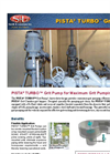 PISTA TURBO™ Grit Pump - Flooded Suction - Brochure