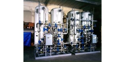 DI-SEP - Deionization Systems