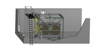 TITAN MBR MEM-FRAME - Wastewater Treatment Systems