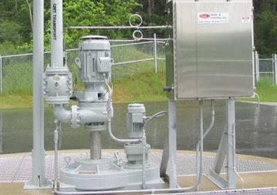 PISTA - Grit Pump - Top-Mounted and Flooded Suction