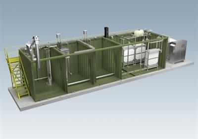 TITAN MBR - Packaged Membrane Bioreactor Treatment System