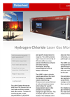 TDL - Model HF - Trace Hydrogen Fluoride Monitoring Systems Brochure