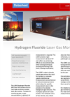 TDL - Model HCl - Laser Gas Monitoring Systems Brochure