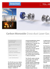 TDL - Model LAS 300 XD - Carbon Monoxide Cross Duct Monitoring System Brochure