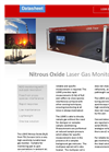 Model LGME-N2O - Nitrous Oxide Monitoring Systems Brochure