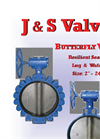 Series 2300 - Commercial Wafer Body Style Butterfly Valves Brochure