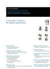 Electromagnetic Flowmeter HygienicMaster 500 Data Sheet