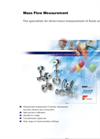 Multivariable Transmitters - 269CR Brochure