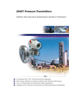 Pressure Measurement Remote Seals - S264 Brochure