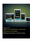 ControlMaster Universal Controllers - CM50 Brochure