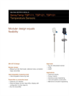 Temperature Sensor TSP100 Data Sheet