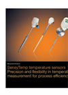 High Temperature Sensors SensyTemp TSH200 Brochure
