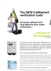 The NEW CalMaster2 Verification Suite Brochure