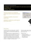 Intelligent Electrical Actuators for Process Automation Applications- Technical Sheet