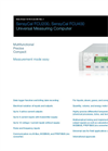 ABB - Model SensyCal FCU200-T - Universal Measurement Computer - Brochure