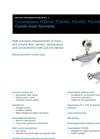 BB CoriolisMaster - Model FCH430 and FCH450 - Brochure