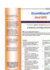DrumWizard - Version GHS - Labeling Software Brochure