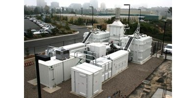FuelCell Energy - Model 2.8 MW DFC3000 - Renewable Biogas Power Plant System
