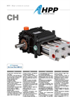 HPP - Model CH - Triplex Pumps - Brochure
