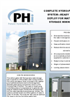Water Storage Tank Mixing – Brochure