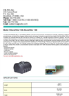 Cultec StormFilter - Model T-80 - Stormwater Water Quality Units Brochure
