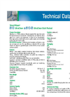 UltraClean - Model 810 - Wipes - Datasheet