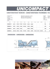 Model UNICOMPACT - Complete Crushing and Screening Plants Technical Datasheet