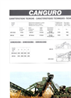 Model CANGURO - Mobile Secondary Unit Technical Datasheet