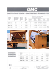 Model GMC - Complete Mobile Screening Unit Technical Datasheet