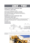 Model GMX/TMX - Mobile Stabilization Unit Technical Datasheet