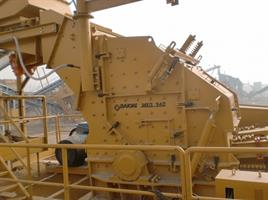 Model MIS - Secondary Impact Crusher