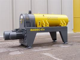 Baioni - Model BaiDec - Horizontal Centrifuge Decanter