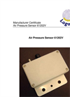 Logotronic - 61202V - Pressure Port for Air Pressure Sensor Brochure