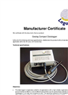 Logotronic - Gealog Compact Datalogger Brochure