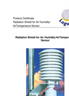 Logotronic - Radiation Shield for Air Humidity/Air Temperature Sensors Brochure
