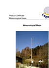 Logotronic - Meteorological Masts Brochure