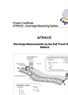 QTRACE-Discharge Measuring System Brochure