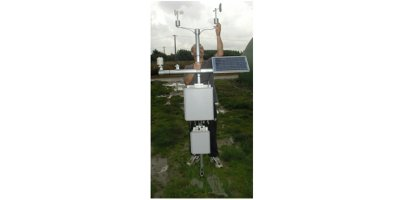 Model EMS800  - Fairmount Automatic Weather Station