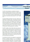 Model 80171 - Cloud Ceilometer Brochure