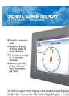 Model 140 - Wind Display Indicator Brochure