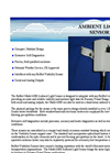Visibility Ambient Light Sensor: Model 6300 - Visibility Brochure (PDF 222 KB)