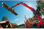 LOGLIFT - Model 96S Series - Forestry Cranes