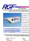 RGF - Model BOS2 - Advanced Oxidation Bacteria and Odor Control System - Brochure