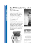 Isco 3710 Composite Sampler Brochure