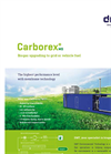 DMT Carborex - Model MS - Biogas Upgrading to Grid or Vehicle Fuel Brochure
