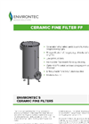 Fine Ceramic Filter FF Brochure