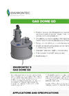 Gas Hood / Dome GD Brochure