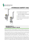 CHV Hydraulic Safety Valve - Brochure