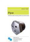Pipe - Product Sheet