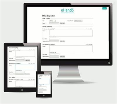 eHandS - Safety Checklists Software